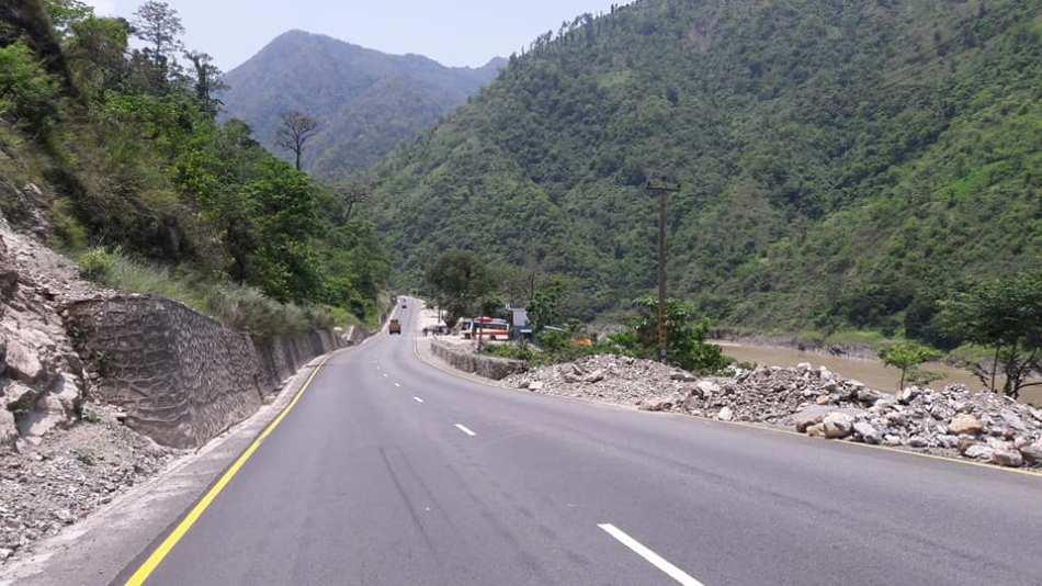 नारायणगढ–मुग्लिन सडक