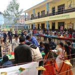न्यु किवो बोर्डिङमा अभिभावक दिवसको दिन शैक्षिक प्रदर्शनी